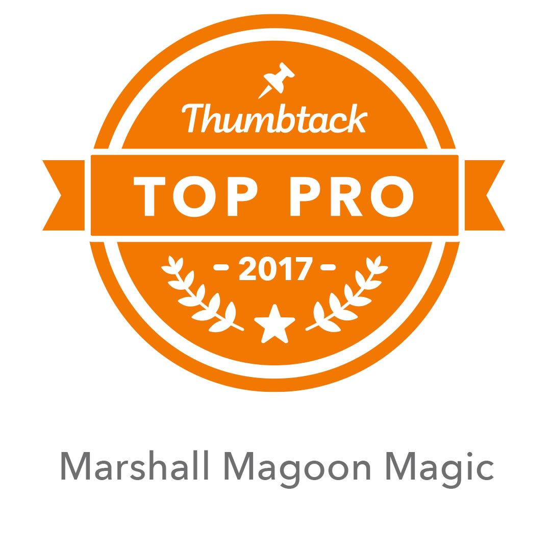 Thumbtack Best Pro of 2017